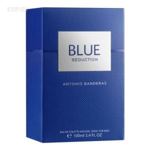 ANTONIO BANDERAS - Blue Seduction (M) 50ml туалетная вода