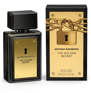 ANTONIO BANDERAS - The Golden Secret (M) 50ml туалетная вода