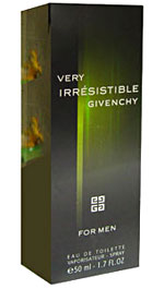 GIVENCHY - Very Irresistible 50ml (M) туалетная вода