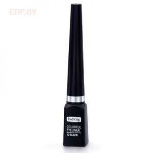 IsaDora 112810 Подводка Colorful Eyeliner 10 Black
