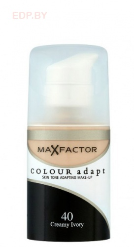 MF Тональный крем Color Adapt №040  Creamy Ivory.  34 ml