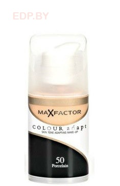 MF Тональный крем Color Adapt №050  Porcelain.   34 ml