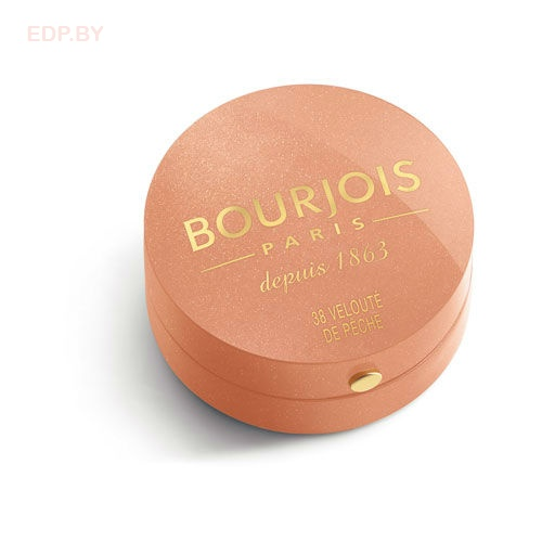 Bourjois Румяна Blush 38 Veloutе de Pеche / Peach Bloom