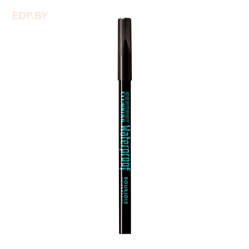Bourjois. Вод.Каp. д/век Contour Clubbing Waterproof 41 black party