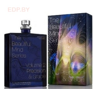 ESCENTRIC MOLECULES - The Beautiful Mind Series Volume2: Precision And Grace 100ml edp