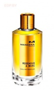 MANCERA - Rose Aoud & Musc (U) 120ml edp