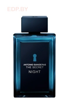 ANTONIO BANDERAS - The Secret Night (М) 100ml туалетная вода