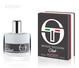 SERGIO TACCHINI - Club Intense 30ml туалетная вода