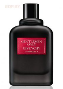 GIVENCHY - Gentlemen Only  Absolute (M) 50ml парфюмерная вода