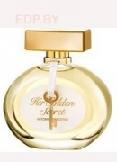 ANTONIO BANDERAS - Her Golden Secret (L) 50ml туалетная вода