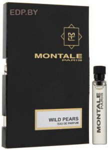 Montale - Wild Pears (L) 2ml пробник парфюмерная вода