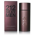 CAROLINA HERRERA - 212 Sexy Men 30ml edt