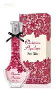 CHRISTINA AGUILERA - Red Sin 30ml (L) парфюмерная вода