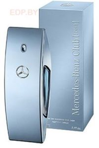 MERCEDES-BENZ - Club fresh (M) 50ml туалетная вода