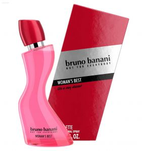 BRUNO BANANI - Woman's Best (L) 20ml туалетная вода