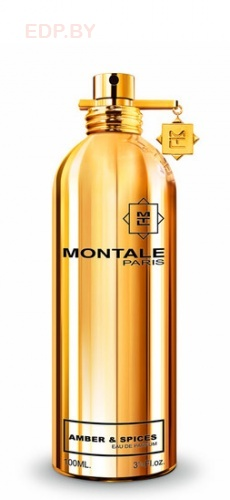 MONTALE - Amber & Spices (U) 50ml парфюмерная вода