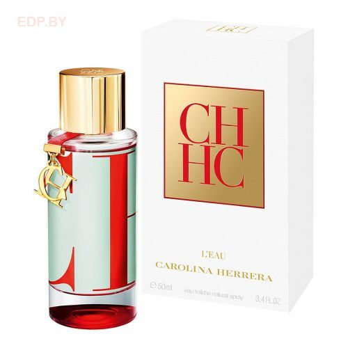 CAROLINA HERRERA - CH L`eau (L) 50ml туалетная вода