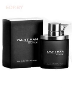 MYRURGIA - Yacht Man Black (M) 100ml туалетная вода