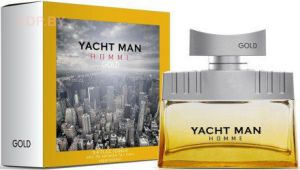 MYRURGIA - Yacht Man Gold (M) 100ml туалетная вода