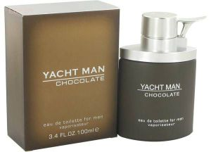 MYRURGIA - Yacht Man Chocolate (M) 100ml туалетная вода