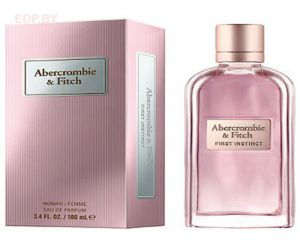 ABERCROMBIE & FITCH - First Instinct (L) 30ml парфюмерная вода