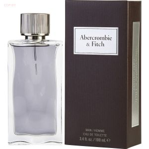 ABERCROMBIE & FITCH - First Instinct (M) 30ml туалетная вода
