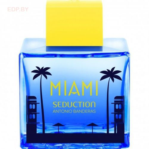 ANTONIO BANDERAS - Blue Seduction Miami (M) 100ml туалетная вода