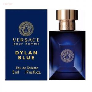 VERSACE - Dylan Blue (M) min 5ml туалетная вода