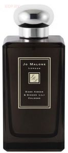 JO MALONE - Dark amber & Ginger Lily (U) 100ml одеколон