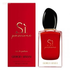 GIORGIO ARMANI - Si Passion (L) 50ml парфюмерная вода
