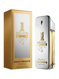 PACO RABANNE - One Million Lucky (M) 50ml туалетная вода