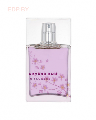 ARMAND BASI In Flowers  (L)  50ml туалетная вода