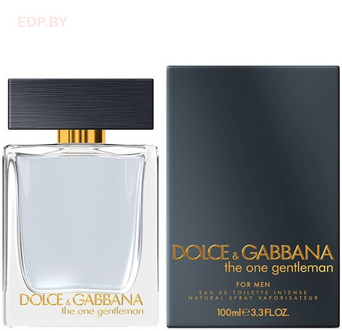 DOLCE & GABBANA - The One Gentelman (M) 30ml туалетная вода