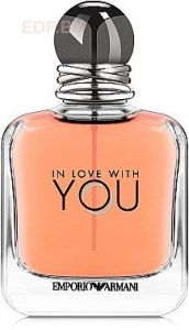GIORGIO ARMANI - IN LOVE  WITH YOU (L) 30ml  парфюмерная вода