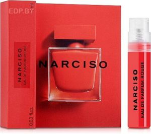NARCISO RODRIGUEZ - NARCISO ROUGE (L)  1ml туалетная вода