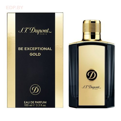 Dupont - Be Exceptional Gold (M) 100ml парфюмерная вода
