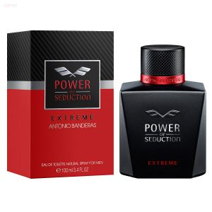 Antonio Banderas - Power Of Seduction Extreme (M) 100ml туалетная вода