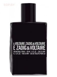 Zadig & Voltaire -  This is Him (M) 50ml туалетная вода