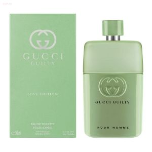 Gucci - GUILTY LOVE EDITION (M) 50 ml. туалетная вода