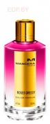 MANCERA - Roses Greedy (U) 120ml edp