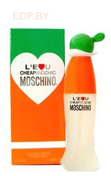 MOSCHINO - L`Eau Cheap and Chic 30ml (L) туалетная вода