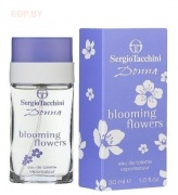 SERGIO TACCHINI - Donna Blooming Flowers 30ml (L) туалетная вода