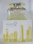 SEX IN THE CITY 2 - Secret 100ml edp