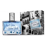 DONNA KARAN - DKNY Love from New York (M) 48ml туалетная вода