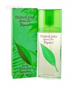 ELIZABETH ARDEN - Green Tea Tropical 100ml (L) туалетная вода